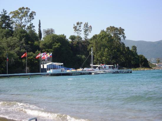 Grecotel Daphnila Bay Dassia: Water sports