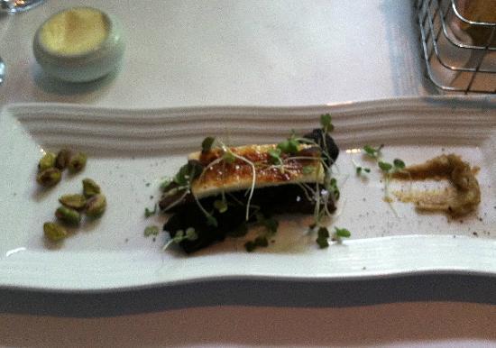 Restaurant Le Grain De Sel : Black Pudding