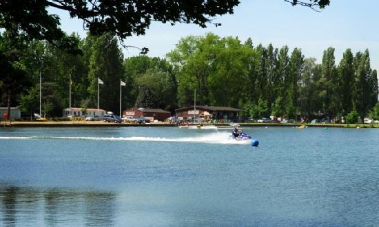 Water Sports at Billing Aquadrome
