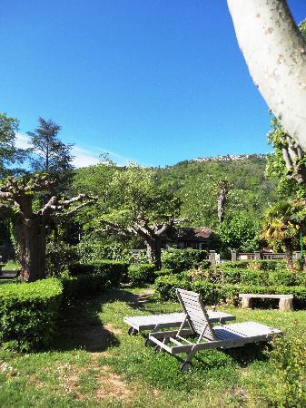 Les Marguerites : Der Garten