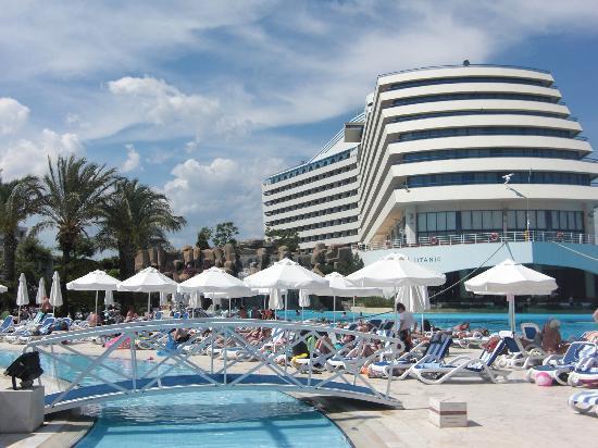 فندق تيتانيك ديلوكس بيتش آند سبا: Resort