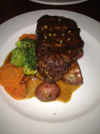 Sandstone Grillhouse: Alberta AAA Beef Tenderloin