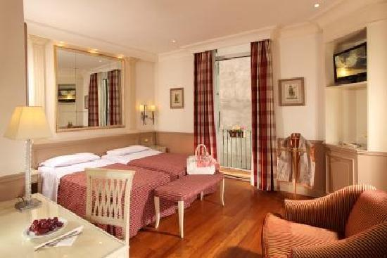 Villa Glori Hotel : Standard room