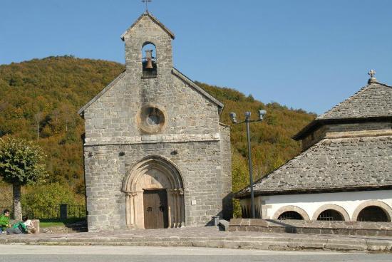 Monasterio de Roncesvalles: Collegiata di Roncisvalle