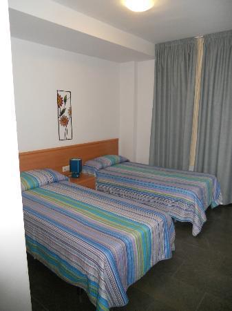 Apartamentos Santa Ana : camera doppia