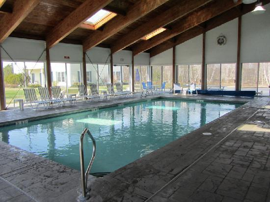 Ocean Walk Hotel: Indoor Heated Pool