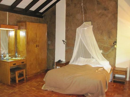 Naro Moru River Lodge: Sleeping Area