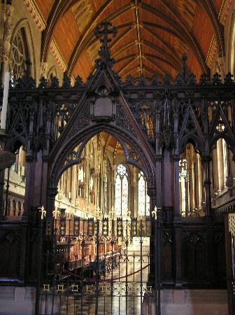 Cambridge Christian Heritage Tours: St John's Chapel