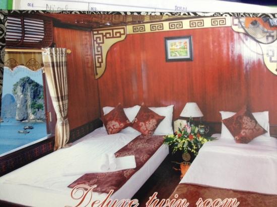 Hanoi Hostel: cruise