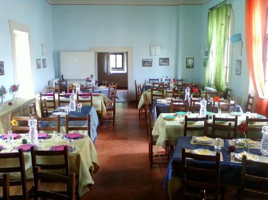 Villa Giardino: la nostra sala ristorante