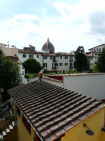 Residenza Il Villino B&B: View of the Duomo from our room