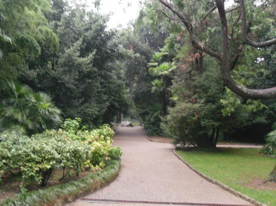 Remisens Premium Hotel Kvarner: Парк