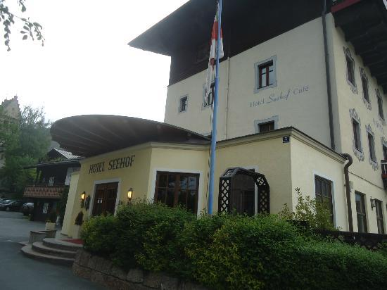 Hotel Seehof: Outside view of the Hotel
