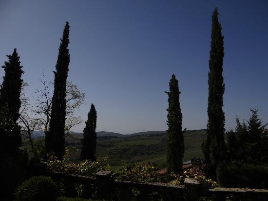 Villa Le Barone : Terrasse