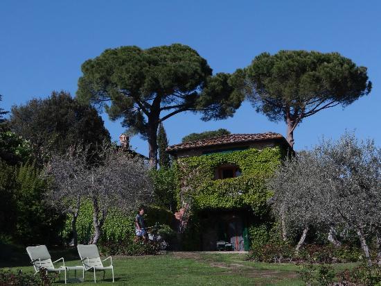 Villa Le Barone : Partie de l'hôtel