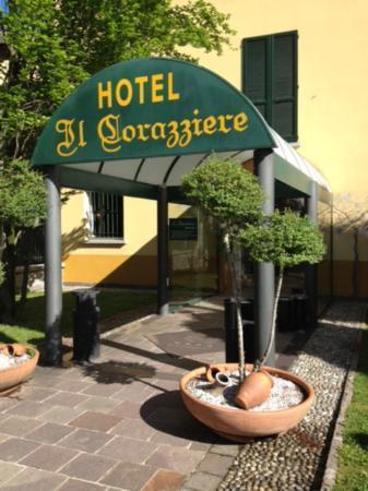 Hotel Il Corazziere : Entrance