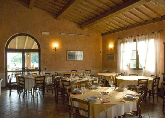 Marrucola: Il ristorante