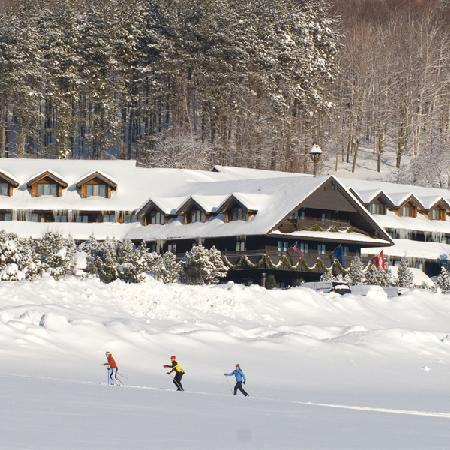 Trapp Family Lodge Outdoor Center : Cross Country Skiing