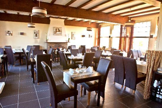 Auberge des Aulnettes : Le restaurant