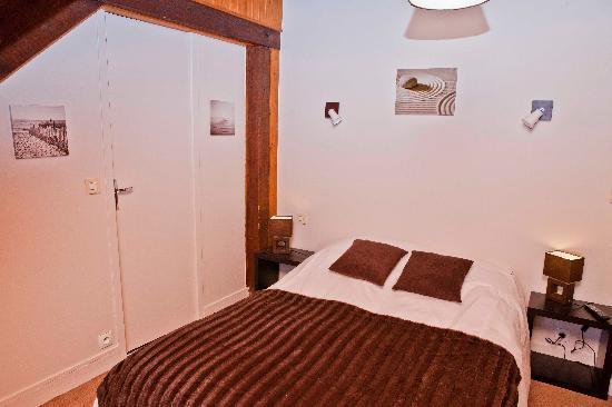 Auberge des Aulnettes : Une chambre double