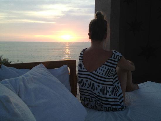 Imanta Resort: Sunset at the Observatory