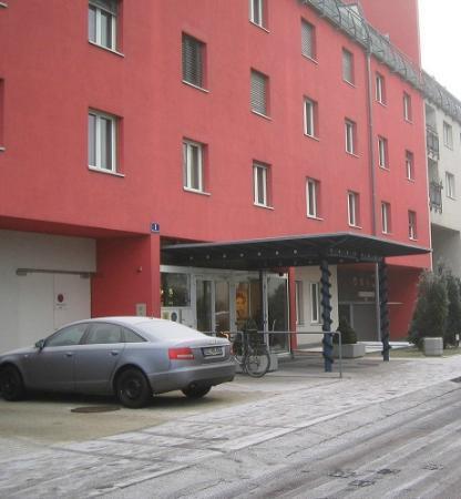 Arion Cityhotel Vienna: external