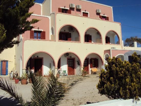 Koronios Villa: Villa Korionos - Façade