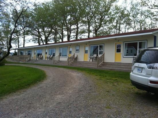 Merry's Motel: motel
