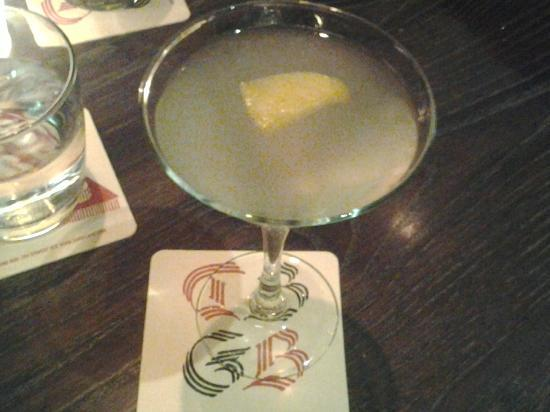 CBGB Restaurant: White Cosmo