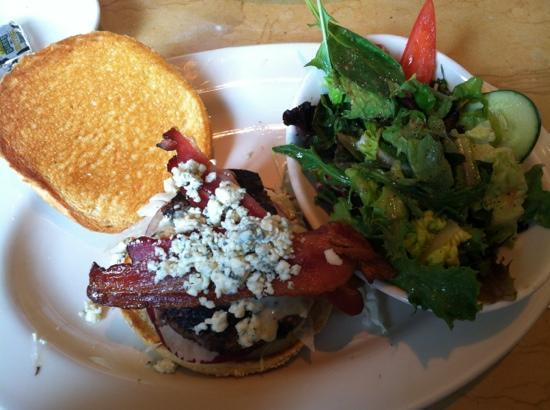 The Cheesecake Factory: bleu cheese blt