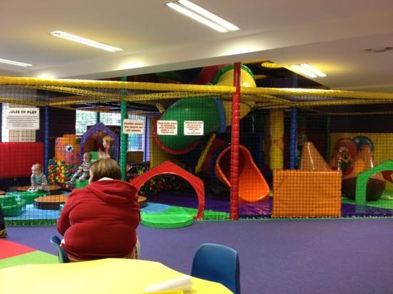 Quality Hotel And Leisure Centre : jungle gym