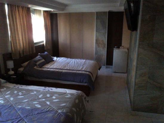 Hotel Roma Plaza: Habitacion Doble