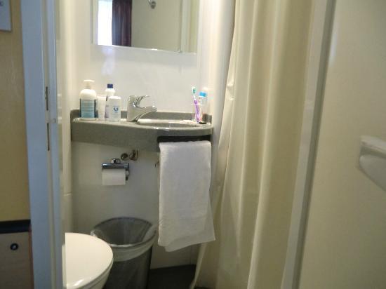 Tudor Court Hotel: il bagno