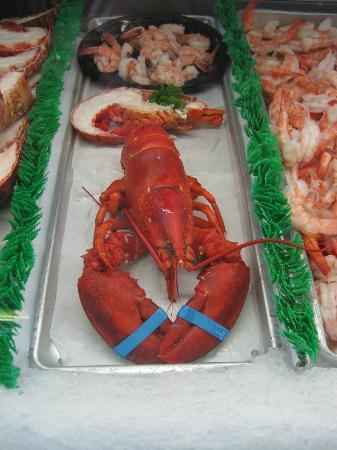 Captain Kidds Fish Market & Restaurant: Lobster