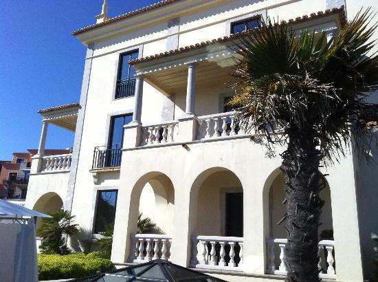 Grande Real Villa Italia Hotel & Spa : Room with a view...