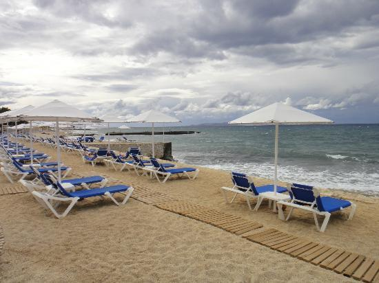 Aldemar Knossos Royal : Пляж
