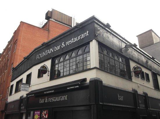 The Fountain Tavern: great pub x