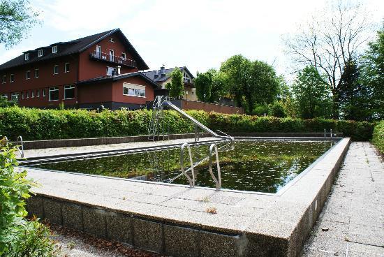 Hotel Seebrunn am Wallersee: Vorsaison Pool