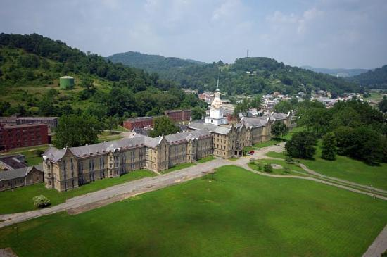 Image result for trans allegheny lunatic asylum. Abandoned Asylums America