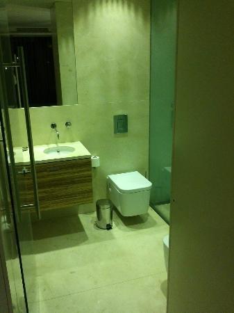 Serviced Apartments Boavista Palace: bagno principale con doccia