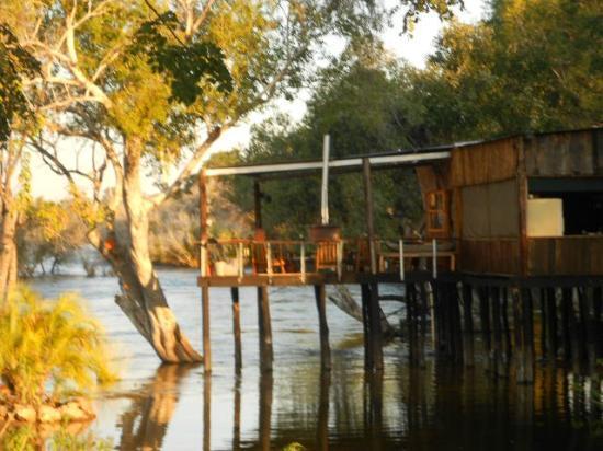 Nina Fishing Camp: Main Lodge