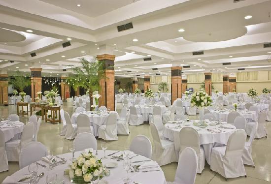 Bourbon Atibaia Convention & Spa Resort: Pavilhão São Paulo