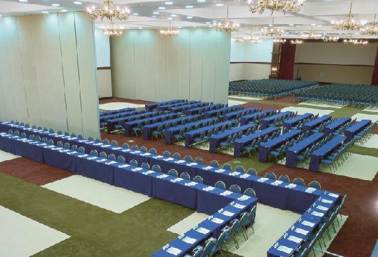 Bourbon Atibaia Convention & Spa Resort: Grand Ballroom