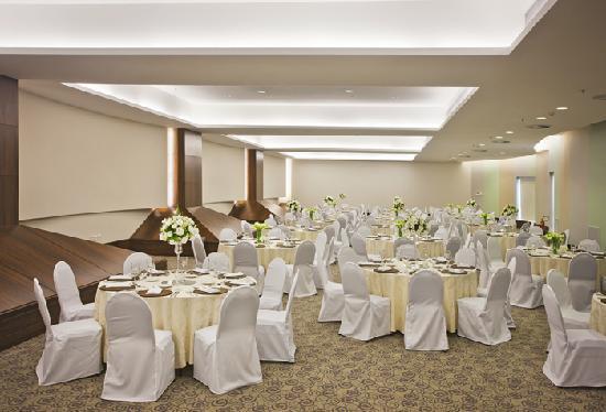 Bourbon Atibaia Convention & Spa Resort : Sala Londrina - Cambara Hall