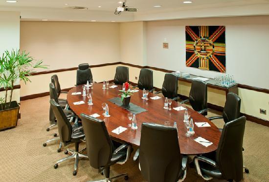 Bourbon Atibaia Convention & Spa Resort: Sala Board Room
