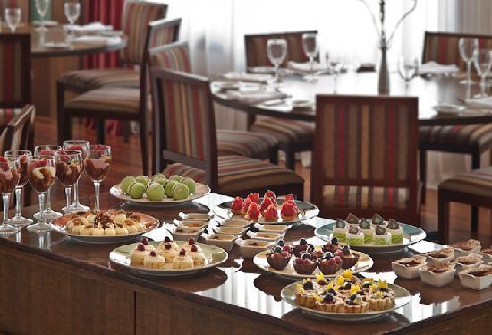 Bourbon Atibaia Convention & Spa Resort: Buffet de Doces