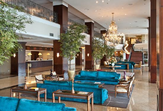 Bourbon Atibaia Convention & Spa Resort: Lobby