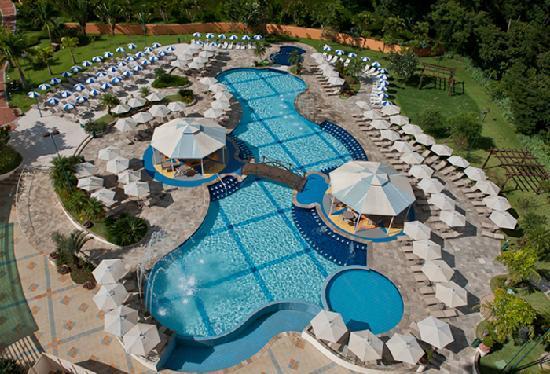 Bourbon Atibaia Convention & Spa Resort: Piscina Ornamental