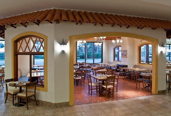Bourbon Atibaia Convention & Spa Resort: Restaurante Food Court