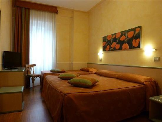 Hotel Corallo : TRIPLA
